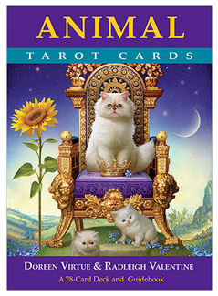 Image of   Animal Tarot Cards