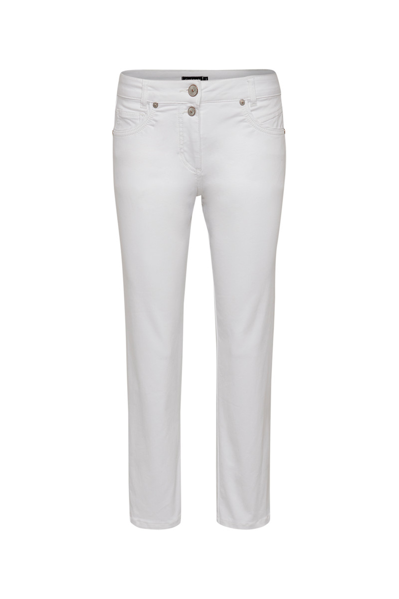 Image of Amie Cropped Jeans
