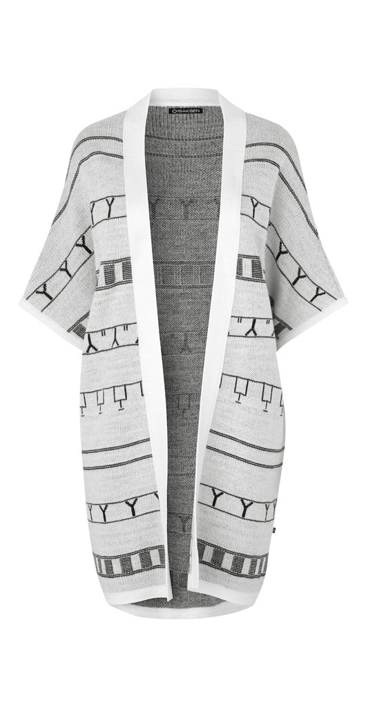 Image of   A-Charlie -Smuk Strik Cardigan