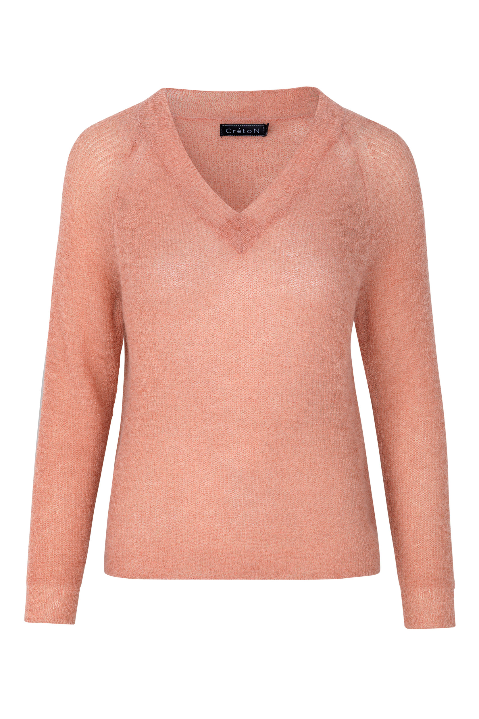 Image of   A-Exxie Sweater i 2 Farver - Rosa