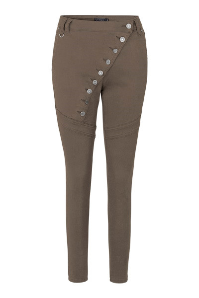 Image of Alena Jeans i 3 Farver - Taupe